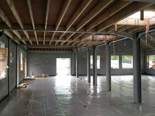 Insulation for underfloor heating